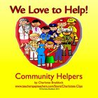 Community Helpers Writing Pack