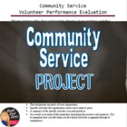 Community Service (Volunteering) Project  (Civics)
