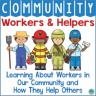 Community Workers Match Up - Jobs & Vehicles - 24 Cards fo