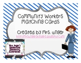 Community Workers Matching Cards