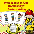 Community Workers Posters