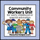 Community Workers Unit for Early Childhood or Special Education