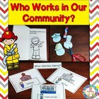 Community Workers – Who Works in Our Community (BUNDLE)