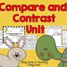 Compare and Contrast Games Unit - Fun Stuff!