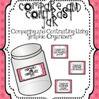 Compare and Contrast Jar for Workstations and Centers