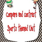 Compare and Contrast Sports Pack