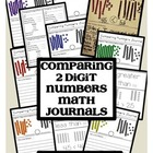 Comparing 2 Digit Numbers Math Journals