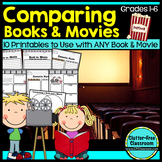 Comparing Books and Movies: Making Viewing an Effective Us