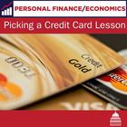 Comparing Credit Card Offers Interactive Lessons