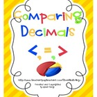 Comparing Decimals