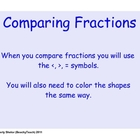Comparing Fractions (Color In)