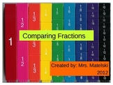 Comparing Fractions- Using Cross Products