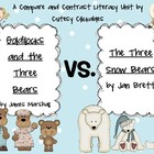 Comparing Goldilocks and the Three Bears vs. The Three Sno