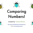 Comparing Numbers 1- 120 (Common Core 1.NBT.3)
