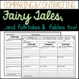 Comparing and Contrasting Fairy Tales