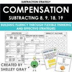 Compensation: A Mental Math Subtraction Strategy Unit