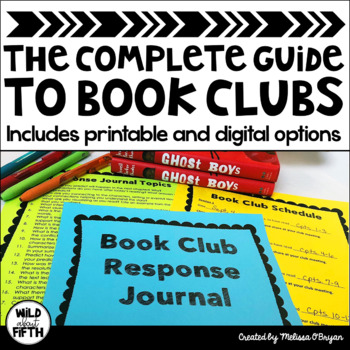 Complete Guide to Book Clubs in the Upper Elementary & Mid