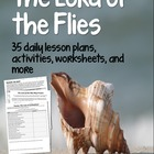 Complete Lord of the Flies Daily Lesson Plans!