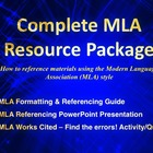 Complete MLA Resource Package