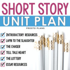 Complete Short Story Unit: Presentations, Questions &, Fun