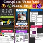 Complete Tone and Mood Unit