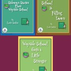 Complete Wayside School Book 1-3  Novel Units CD~ Common Core