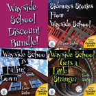 Complete Wayside School Book 1-3  Novel Units ~ Common Cor