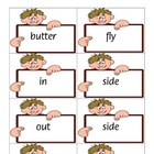 Compound Match Cards Literacy Centre Activity - 8 pages
