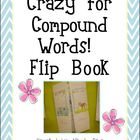 Compound Word Flip Book I