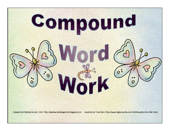 Compound Word Work