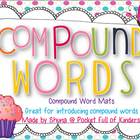Compound Words { Great for Introducing Compound Words}