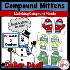 Compound Words - Mitten Match
