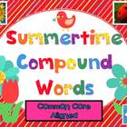 Compound Words Summertime Games and Activities