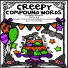 Compound Words With The Common Core (CC.2.L.4.d) and Halloween