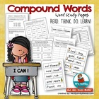 Compound Words - Word Study for Second Grade