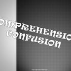 Comprehension Confusion Reading Strategy PowerPoint