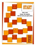 Comprehension Review Game Board