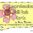 Comprehension Skill Task Cards
