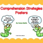 Comprehension Strategies Teaching Posters