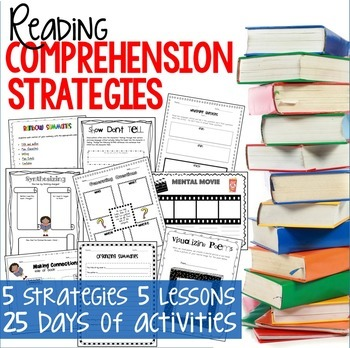 Comprehension Strategies for Reading Workshop