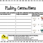 Comprehension Strategy - Making Connections to Text