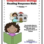 Comprehension Strategy Reading Response Mats