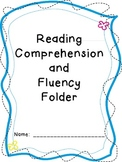 Comprehension and Fluency Folders