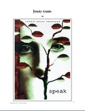 Comprehensive Study Guide for Speak Novel by Laurie Halse