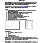 Computer Applications Syllabus