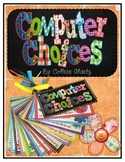 Computer Choice Cards