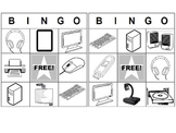 Computer / Technology Bingo for Lower Elementary--suitable