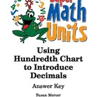 Conceptual Understanding of Decimals