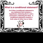 Conditional Statements PowerPoint Presentation