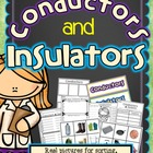 Conductors and Insulators {Real pictures for sorting and r